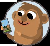 phone-monkey